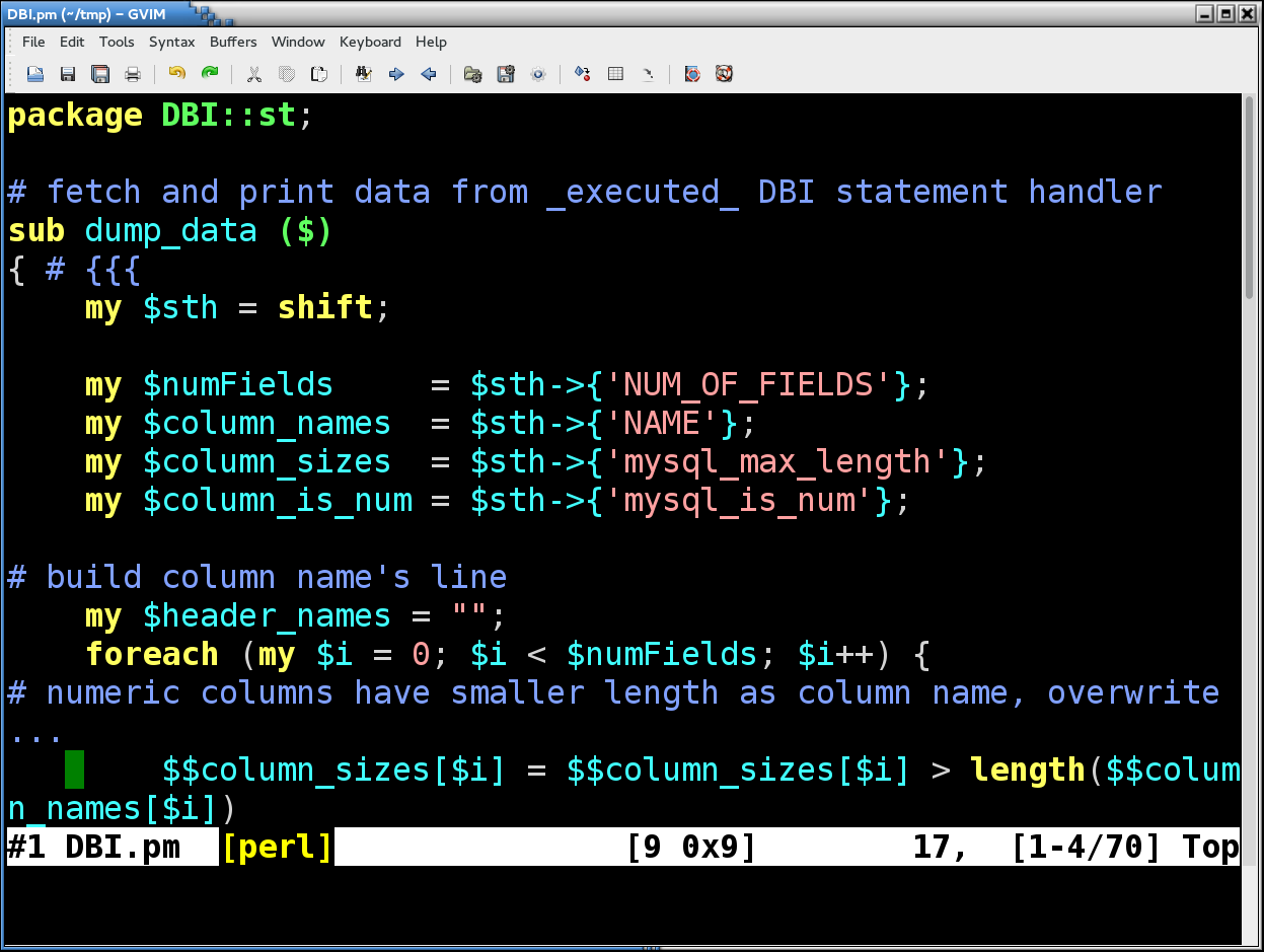 gvim-perl-DBI-dump-data-2